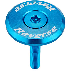 Reverse Balhoofdstelkap, light blue